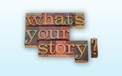 How to Find, Show and Tell Your Story
